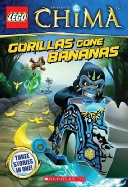 Gorillas Gone Bananas: Three Stories in One! (Paperback)