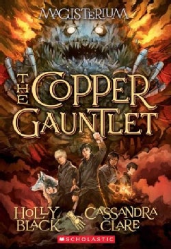 The Copper Gauntlet (Paperback)