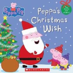 Peppa's Christmas Wish (Paperback)