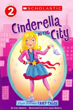Cinderella in the City (Paperback)