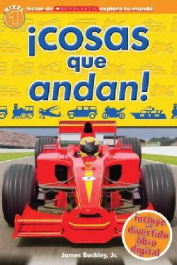 Cosas que andan! / Things That Go! (Paperback)