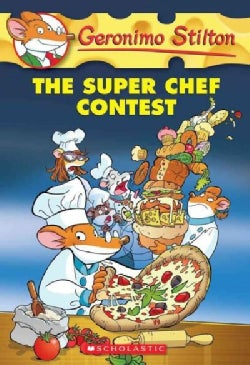 The Super Chef Contest (Paperback)