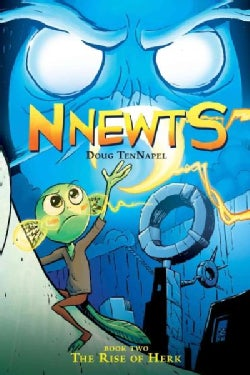 Nnewts 2: The Rise of Herk (Paperback)