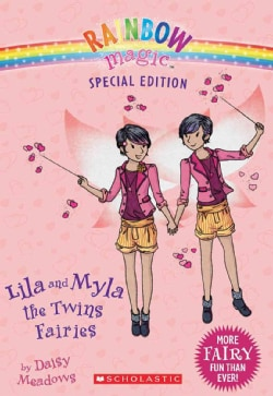 Lila and Myla the Twins Fairies (Paperback)
