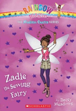 Zadie the Sewing Fairy (Paperback)