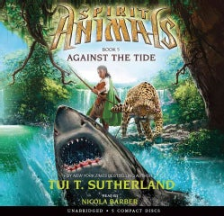 Against the Tide: Library Edition (CD-Audio)