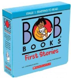 Bob Books First Stories (Paperback)
