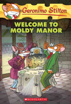 Welcome to Moldy Manor (Paperback)