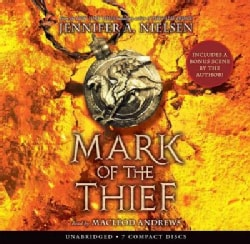 Mark of the Thief: Library Edition (CD-Audio)