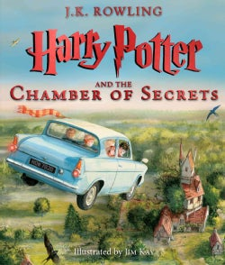 Harry Potter and the Chamber of Secrets: Illustrated Edition (Hardcover)