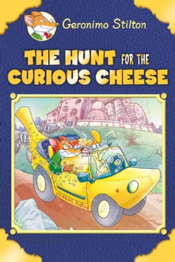 The Hunt for the Curious Cheese (Hardcover)