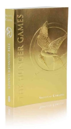 The Hunger Games: Foil Edition (Paperback)