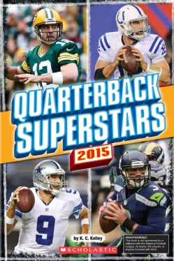 Quarterback Superstars 2015 (Paperback)