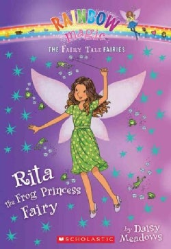 Rita the Frog Princess Fairy (Paperback)