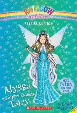 Alicia the Snow Queen Fairy (Paperback)