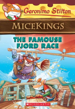 The Famouse Fjord Race (Paperback)