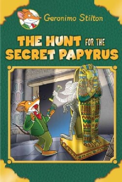 The Hunt for the Secret Papyrus (Hardcover)