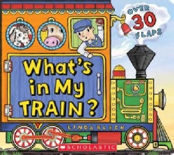 What's in My Train? (Board book)