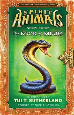 The Book of Shane (Hardcover)
