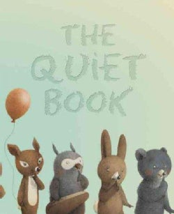 The Quiet Book (Hardcover)