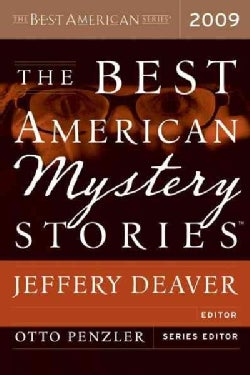 The Best American Mystery Stories 2009 (Paperback)