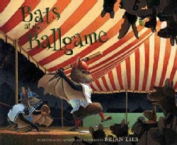 Bats at the Ballgame (Hardcover)