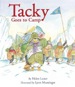 Tacky Goes to Camp (Paperback)