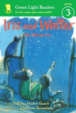 Iris and Walter: The Sleepover (Paperback)