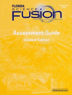 Florida Science Fusion: Assessment Guide, Grade 5 (Paperback)