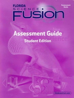 Florida Science Fusion: Assessment Guide Grade 3 (Paperback)