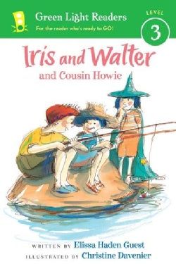 Iris and Walter and Cousin Howie (Paperback)
