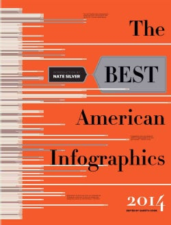 The Best American Infographics 2014 (Paperback)