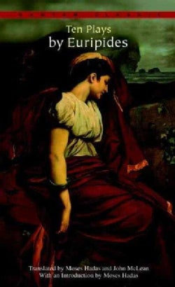 Ten Plays by Euripides (Paperback)