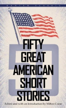 Fifty Great American Short Stories (Paperback)