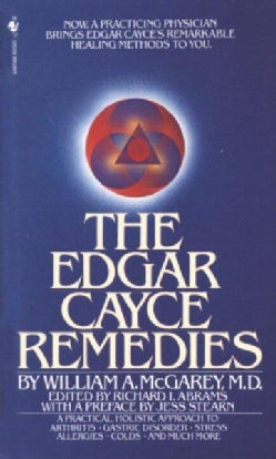 The Edgar Cayce Remedies (Paperback)