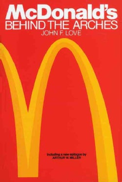McDonald's: Behind the Arches (Paperback)