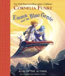 Emma and the Blue Genie (CD-Audio)