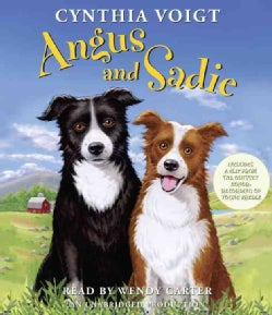 Angus and Sadie (CD-Audio)