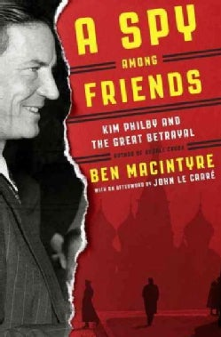 A Spy Among Friends: Kim Philby and the Great Betrayal (CD-Audio)