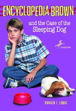 Encyclopedia Brown and the Case of the Sleeping Dog (Paperback)