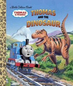 Thomas and the Dinosaur (Hardcover)