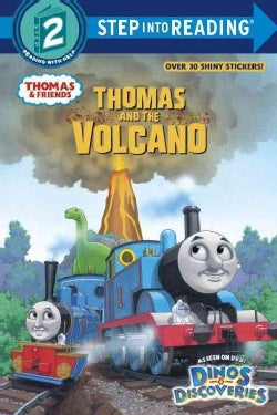 Thomas and the Volcano (Paperback)
