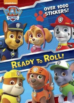 Paw Patrol Ready to Roll! (Paperback)