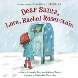 Dear Santa, Love, Rachel Rosenstein (Hardcover)
