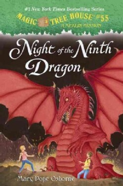 Night of the Ninth Dragon (Hardcover)