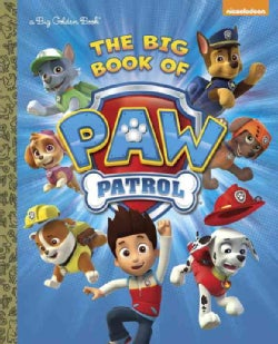 The Big Book of Paw Patrol (Hardcover)