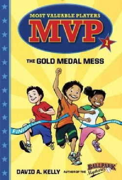 The Gold Medal Mess (Hardcover)