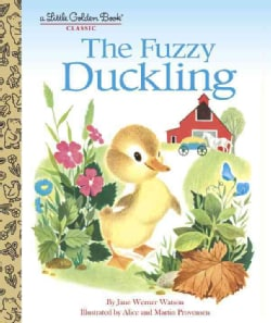 The Fuzzy Duckling (Hardcover)