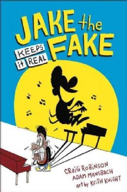 Jake the Fake Keeps It Real (Hardcover)