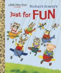 Richard Scarry's Just for Fun (Hardcover)